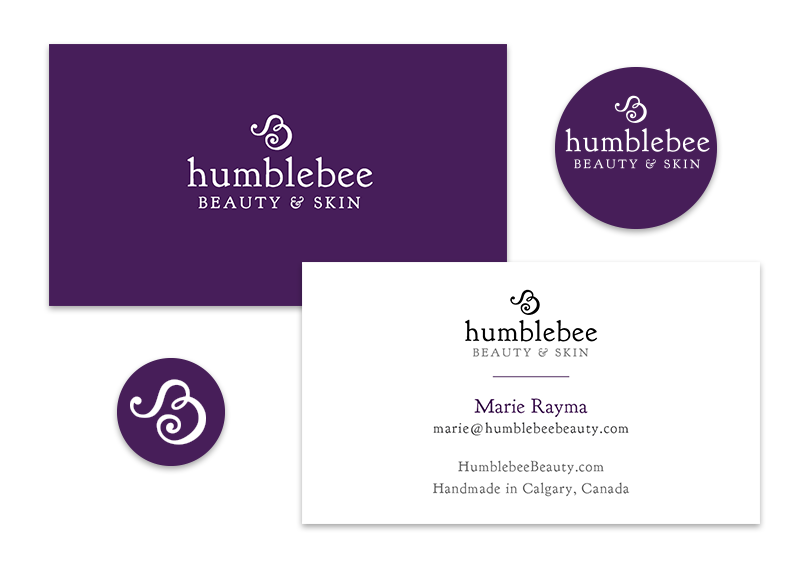 Humblebee beauty skin marie rayma humblebee beauty skin is my personal handmade skin care line and designing the branding and website has been one of my most challenging and enjoyable reheart Images