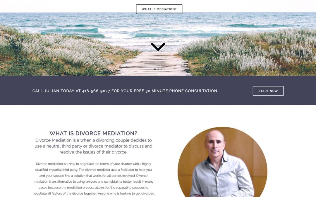 Mediating Divorce